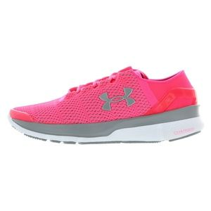 Womens Hot Pink Speedform Apollo 2 Running Shoes